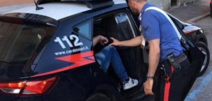 Maltrattamenti in famiglia, 39enne portato in carcere dai Carabinieri di San Felice