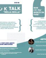 """ZeroK Talk propone """"Nella bolla"""", quattro spettacoli teatrali con testo e musiche originali dal vivo"""