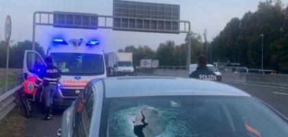 Colpito da un masso in autostrada, grave il consigliere regionale Michele Barcaiuolo