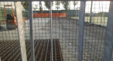 Manutenzione straordinaria del centro sportivo di Rovereto sulla Secchia