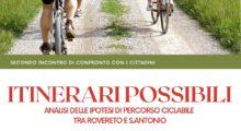 Secondo incontro sul percorso ciclabile tra S.Antonio in Mercadello e Rovereto s/S