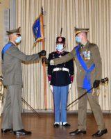 """Avvicendamento al reggimento allievi, passaggio di consegne al vertice del """"cuore pulsante"""" dell'Accademia Militare"""