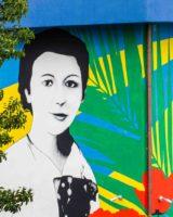 Tour guidato alla scoperta della street art a Camposanto con Quadricromie