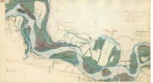 Digitalizzata e accessibile a tutti la cartografia storica del  Po di AIPo