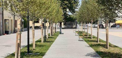 Solara, nuova sede per il mercato: nella rinnovata piazza Marconi