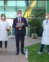 Aggiornamento Coronavirus 16/10. Due nuovi casi a Mirandola, due a Finale, due a Nonantola edue a Bomporto. In Emilia 544 in più e un decesso