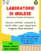 San Possidonio, un corso d'inglese per bimbi