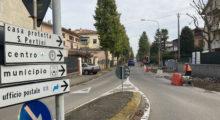 A Soliera lavori in via Matteotti per abbattere le barriere architettoniche