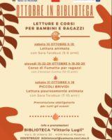Novi di Modena, Ottobre in biblioteca