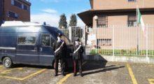 Coronavirus nella caserma dei Carabinieri di San Prospero