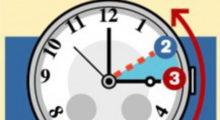 Domenica cambia l'ora, si dorme un'ora in più