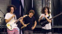"""C'è San Prospero a X Factor, con la musica de """"I trillici"""""""