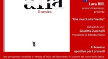 """Una mucca alla finestra"" il 25 ottobre insieme a Luca Billi"