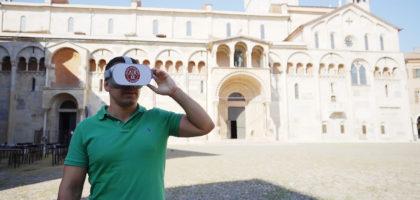 Viaggio attraverso la realtà virtuale nel mondo dell'Aceto Balsamico di Modena