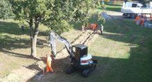 Nuova illuminazione nei parchi di via Morante e via Giordano a Soliera