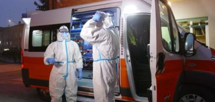 Aggiornamento Coronavirus 19/11. Nel modenese 361 nuovi casi. In Emilia 2.160 e 50 morti