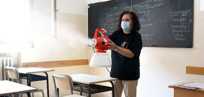 Coronavirus a scuola, isolamento domiciliare per una sezione a Soliera e San Possidonio e due classi a Ravarino