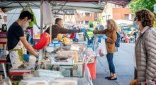 Novi di Modena e Rovereto, confermati i mercati settimanali