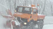 Neve, il punto della situazione strade provinciali