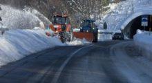 E' arrivata la prima neve della stagione in montagna