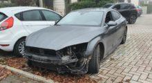 Predoni delle auto smembrano Audi e Bmw a Mirandola
