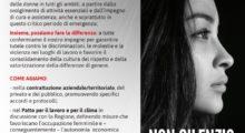Cgil Cisl Uil Emilia-Romagna sulla Giornata internazionale per l'eliminazione della violenza sulle donne