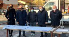 Rovereto sulla Secchia, inizio lavori al cantiere del Cinema LUX