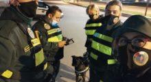 Ladri sul camper parcheggiato, scoperti dalle Guardie ecologiche volontarie