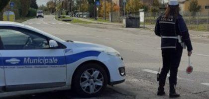 Pistola ritrovata a Novi di Modena, sequestrata dalla Polizia Locale Terre d'Argine